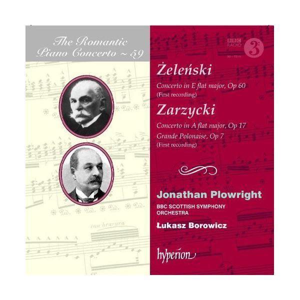 Hyperion - The Romantic Piano Concerto Volume 59