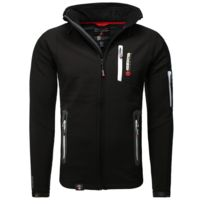 Geographical Norway - Blouson softshell Blouson Taos noir