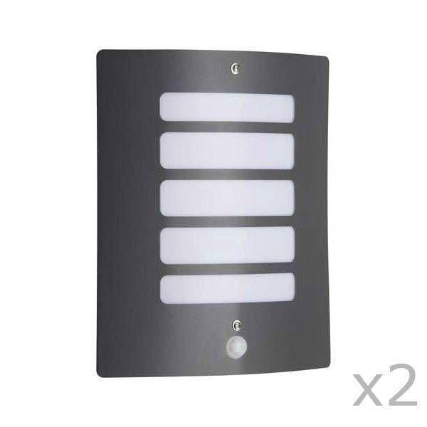 Luminaire d'extérieur avec détecteur
