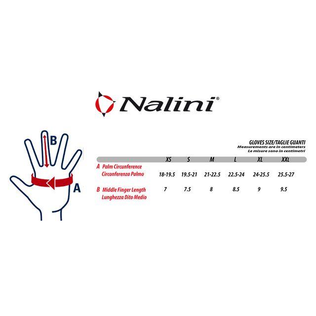 Nalini - Gants Red Gloves rouge Multicolour