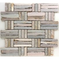 Sygma-group - Mosaique de pierre pour sol et mur syg-mp-ede