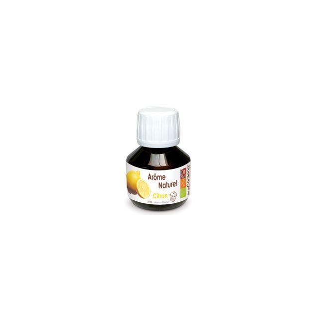Scrapcooking Arôme Naturel Liquide 50 Ml - Citron