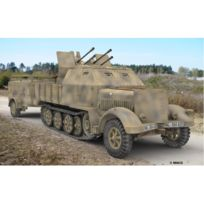 Revell - Maquette véhicule militaire : Sd.Kfz.7/1