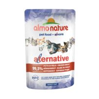 Almo Nature - Chat Alternative Blanc de Poulet