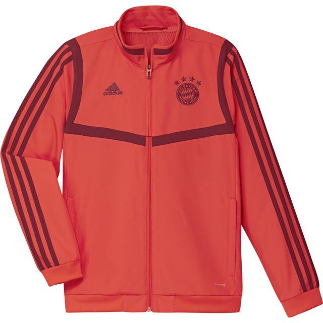Adidas Veste pré match junior Fc Bayern Munich 201920