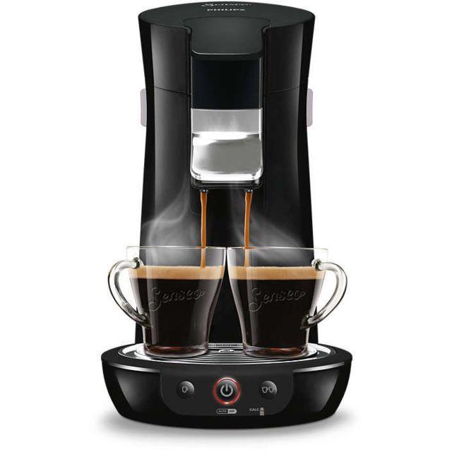 PHILIPS - Machine à café à dosettes Senseo Viva HD7829/63