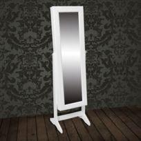 Miroir rangement bijoux - catalogue 2019 - [RueDuCommerce - Carrefour]