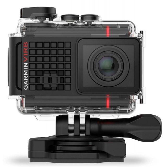 Dokphone Caméra Sport Garmin Virb Ultra 30 4K Noir Rouge pas cher ... 8ad109a712bb
