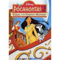 The Walt Disney Company Iberia S.L - Pocahontas 2: Viaje A Un Nuevo Mund IMPORT Espagnol, IMPORT Dvd - Edition simple