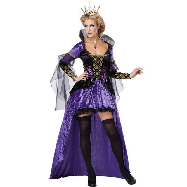 California Costume Déguisement de Reine MaléfiqueM - 38/40