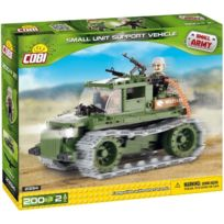 Cobi Klocki - Cobi Small Army Wwii - 2334 - Small Unit Support Vehicle Co-2334