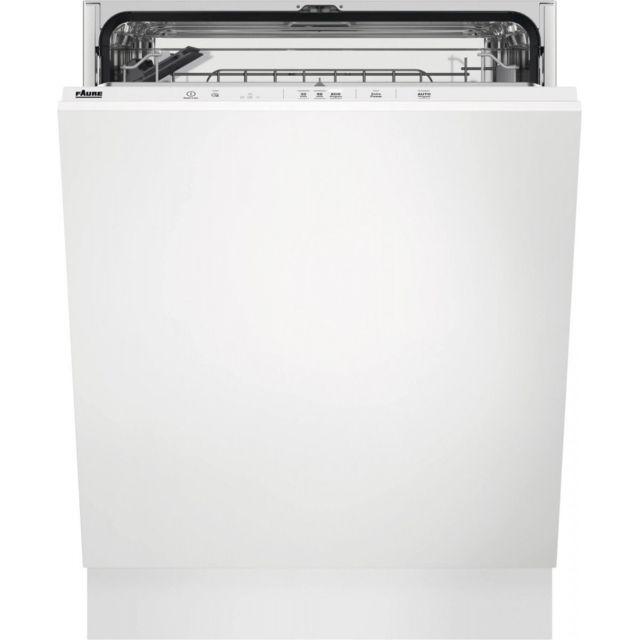 FAURE Lave-vaisselle Tout Intégré 60 Cm Fdln 5521