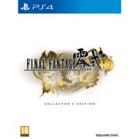 Square Enix - Ps4 Final Fantasy Type 0 Edition Collector