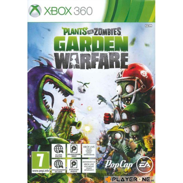 Console Xbox 360 Carrefour: Plants Vs Zombies Garden Warfare