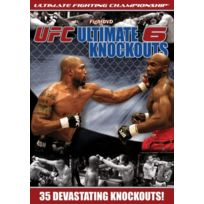 Clear Vision Ltd - Ufc - Ultimate Knockouts 6 IMPORT Anglais, IMPORT Dvd - Edition simple