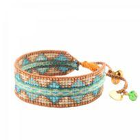 Mishky - Bracelet Perle Turquoise