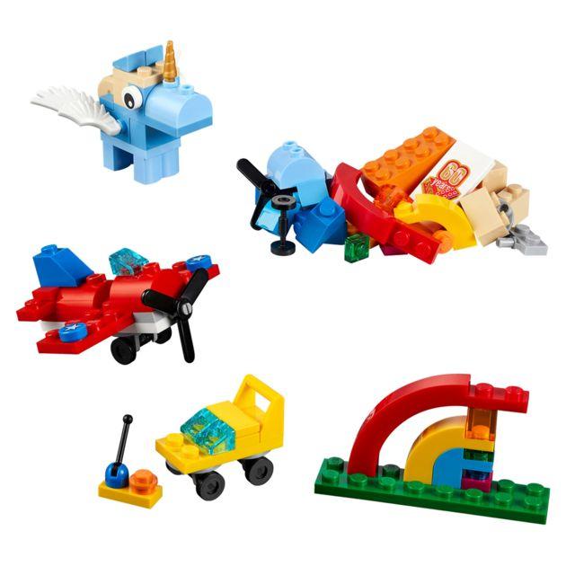 Lego - 10401 Classic : Les jeux de l'arc-en-ciel