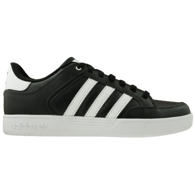 Adidas Varial Low Blanc pas cher Achat Vente Baskets