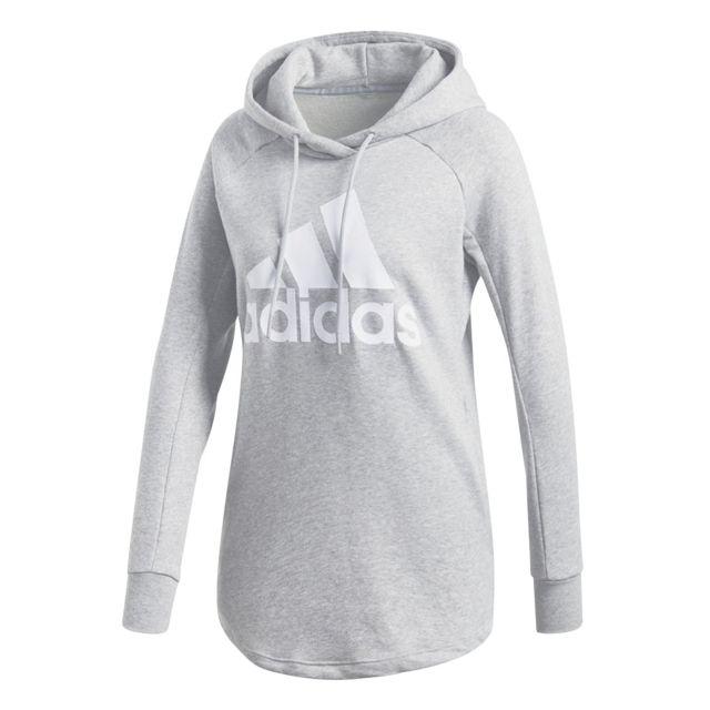 Sweats À Capuche Id Adidas Bleu Vente Sport Femme vmPywN80On