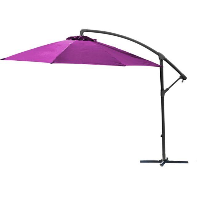 pied parasols rond. Black Bedroom Furniture Sets. Home Design Ideas