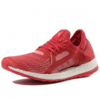 Adidas originals - Chaussures Pure Boost X Rouge Running Femme Adidas