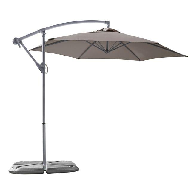 parasol excentre
