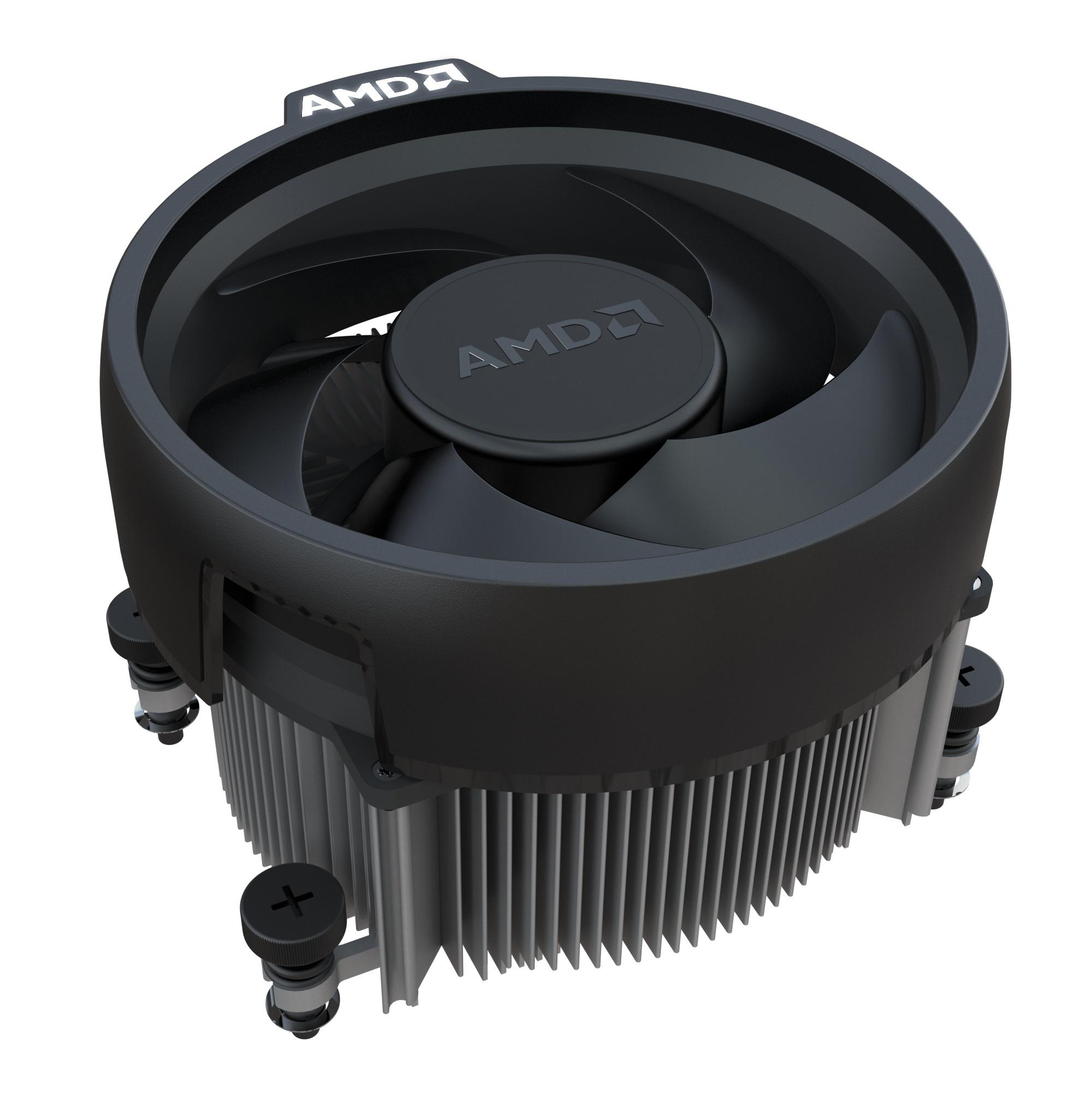 Ryzen 5 2600 Wraith Stealth Edition - 3,4/3,9 GHz