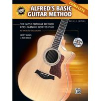 Alfred Music - Méthodes Et Pédagogie Alfred Publishing Manus Ron And Morty - Alfred's Basic Guitar Method - Guitar Guitare Acoustique