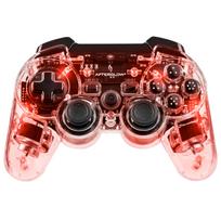 AFTERGLOW - Manette sans fil pour PS3 Rouge