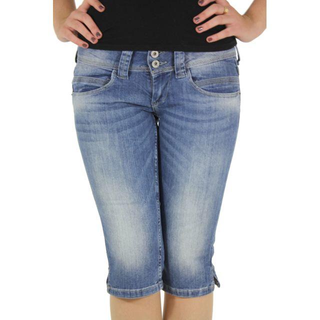 Pepe Jeans - Corsaire femme Venus Crop I5
