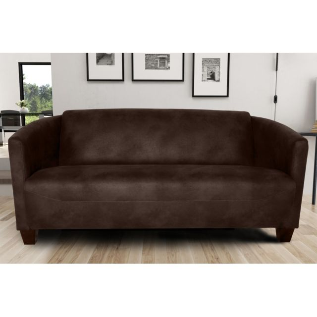 Rocambolesk Canapé Havana 3 Tobago 14 brun sofa divan