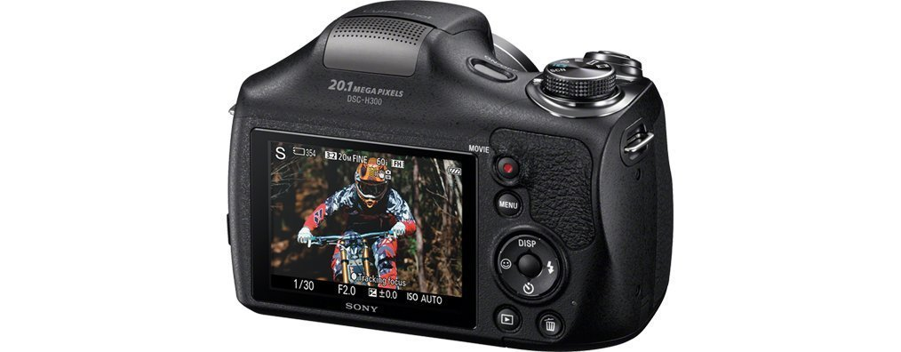 Appareil photo bridge - HX300