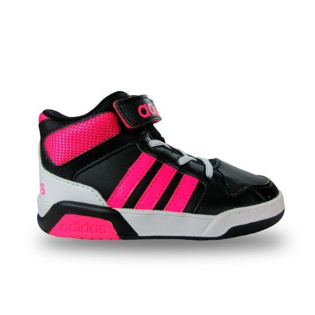 separation shoes c783a ff792 Adidas - Baskets montantes bébéenfant fille bb9tis Noir - NC - pas cher  Achat  Vente Chaussures, chaussons - RueDuCommerce