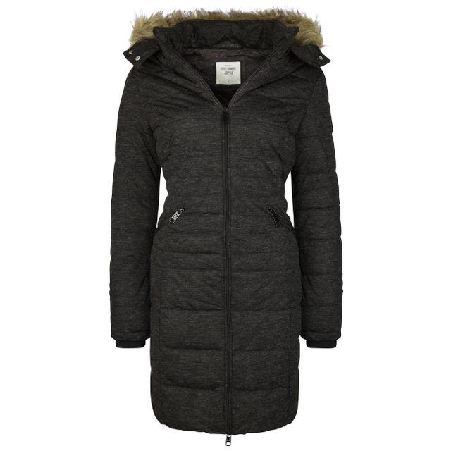 ed57d89328a0 Dry Laundry - Manteau avec capuche amovible Dl26FW-W-COT035 - pas ...