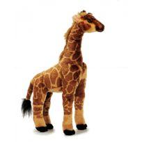 No Name - Grande peluche girafe - Hauteur 50cm