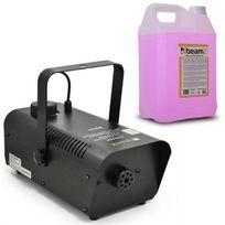 ELECTRONIC STAR - Beamz S900 Machine à brouillard avec 5 litres de liquide