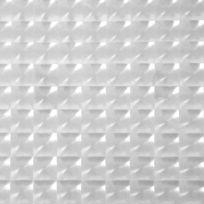 Rouleau Film Occultant Pour Fenêtre De Toilettes Salle De Bain Forme Carre 45x100cm