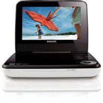 PHILIPS - Lecteur DVD portable PD7030/12