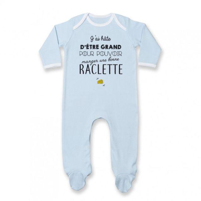 bf4aa581871eb 1.2.3 Soleil! - Pyjama bébé Une bonne raclette - pas cher Achat ...