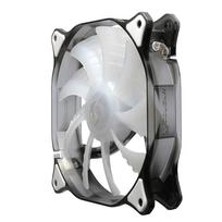 COUGAR - Ventilateur LED - D12HB-W, LED blanches- 120mm
