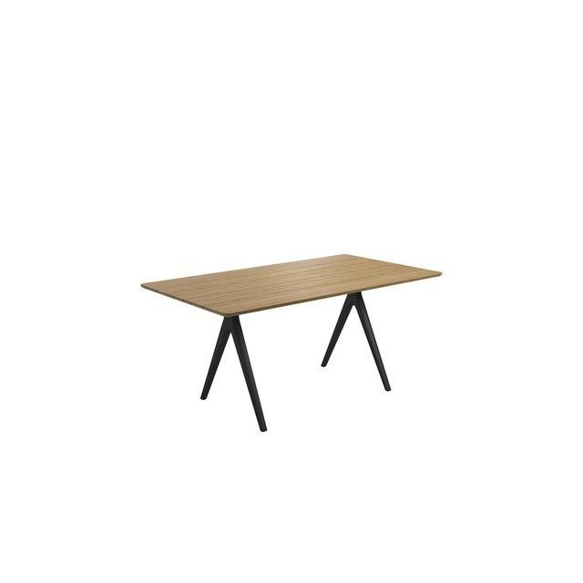 Gloster Table en teck Split - Meteor - 170 x 100 cm