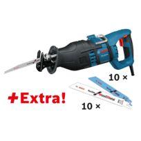 Bosch - Scie sabre électrique 1300W + 20 lames GSA 1300 PCE 0615990EC6