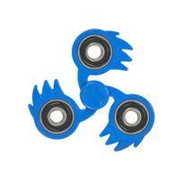 Modanana - Hand Spinner effet Flamme Bleu