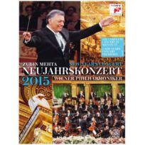 - Zubin Mehta | Orchestre Philhamonique De Vienne - Le concert du Nouvel An 2015 Dvd