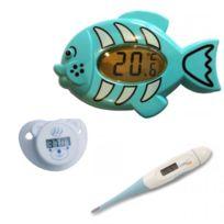 Lbs Medical - Lbs Set thermometres naissance Bleu