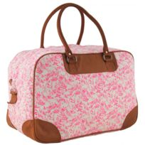 Bakker Made With Love - Sac de voyage en toile de jouy
