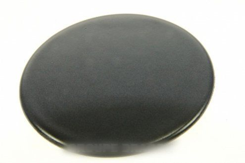Faure Chapeau de bruleur moyen noir pour cuisinière