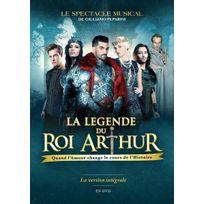 Warner Bros - Comédie Musicale - La legende du roi Arthur - Édition limitée Dvd