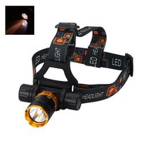 Shopinnov - Lampe frontale Led Cree Xm-l T6 800 lumens Batterie 18650