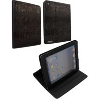 Nzup - Etui imitation Croco pour iPad 2